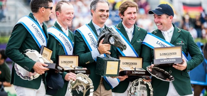 Major revision to Longines FEI Jumping Nations Cup™ 2020 rules