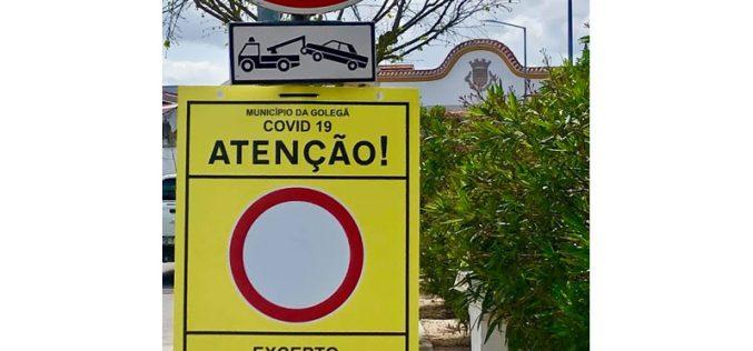 """Covid-19: Veiga Maltez fecha as """"fronteiras"""" da Golegã"""