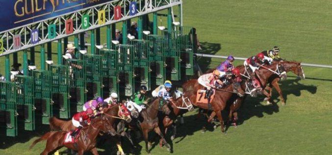 Audiências televisivas das corridas de cavalos dos EUA triplicaram em 2020
