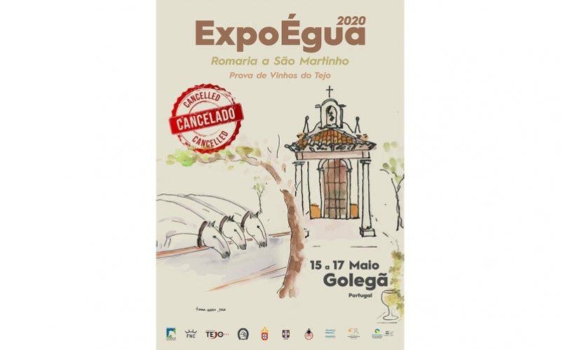 Covid-19: ExpoÉgua cancelada