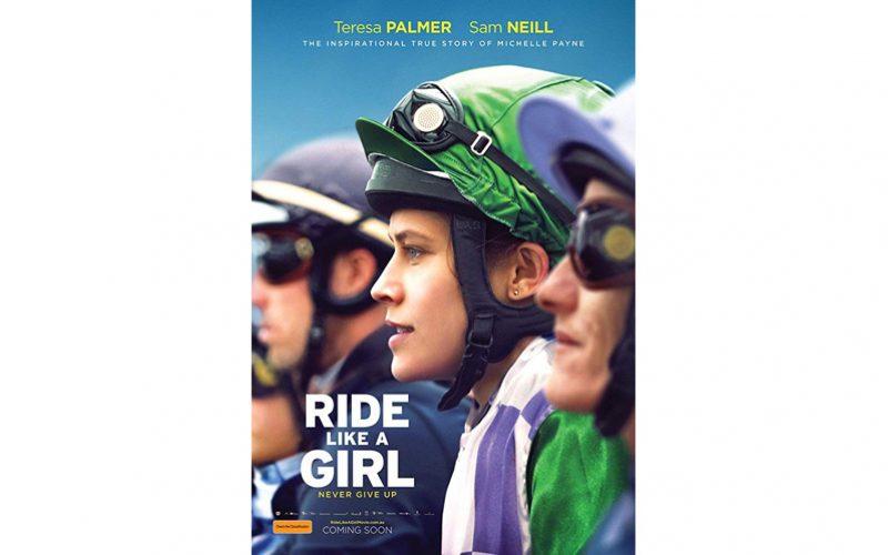 """""""Ride Like a Girl"""" a história de Michelle Payne, a primeira jóquei a vencer a Melbourne Cup (VÍDEO)"""