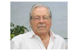 Faleceu o Major Joaquim Simões Pereira