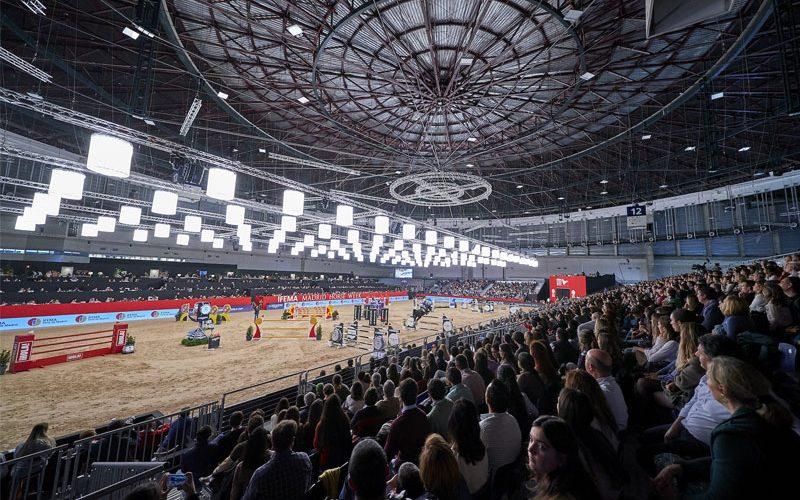 Ifema Madrid Horse Week cancelado em 2020