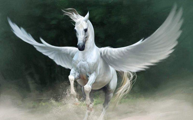 O cavalo e a Mitologia