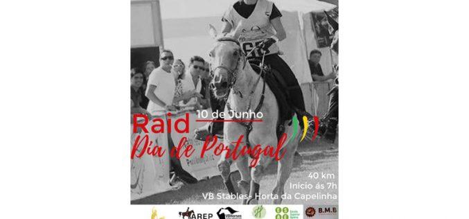 Raid Hípico Día de Portugal em Capelinha