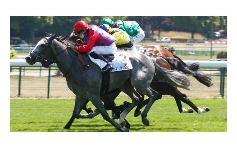 Triunfo de «Koskov» em Longchamp (VÍDEO)