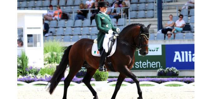 CDI-W Máriakálnok: Anna Merveldt bate recorde pessoal com Esporim MVL