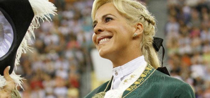 Há 20 anos, Sónia Matias foi a primeira mulher a receber a alternativa de cavaleira tauromáquica