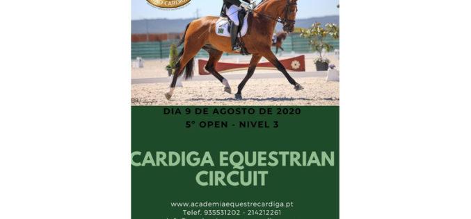 Cardiga Equestrian Circuit 2020: Estão Abertas as inscrições para o 5º Open