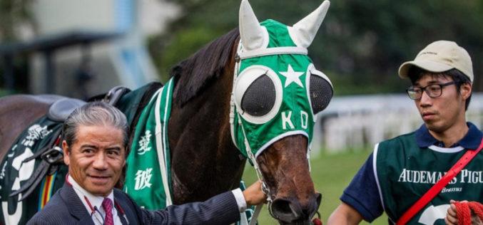 """Tony Cruz o """"Bruce Lee"""" das corridas de cavalos em Hong Kong"""