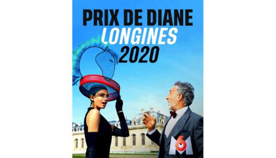 Prix de Diane Longines 2020 à distância…
