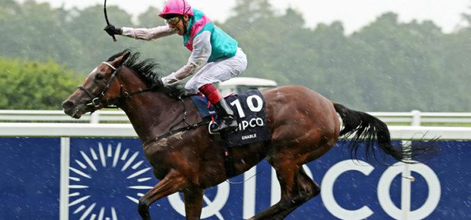 King George & Queen Elizabeth Diamond Stakes: Será que «Enable» vence pela terceira vez?