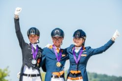 U25 and Young Riders produce stunning sport