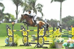 Kent Farrington and Jasper Continue Winning Streak
