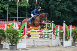 Japanese rider wins the 4* class in Strzegom