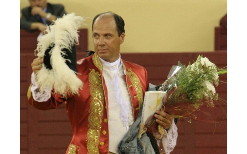 Paulo Caetano cumpre 40 anos de alternativa esta temporada