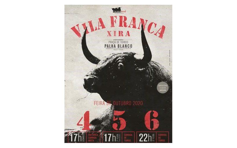 Oferta de bilhetes para as Novilhadas Populares de 3 e 5 de Outubro – Vila Franca de Xira