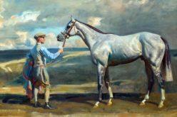 Quadro do cavalo de corridas Mahmoud, de Sir Alfred Munnings, vai a leilão