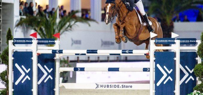 CSI5* Hubside Jumping: Brasileiro Marlon Zanotelli com VDL Edgar conquista GP