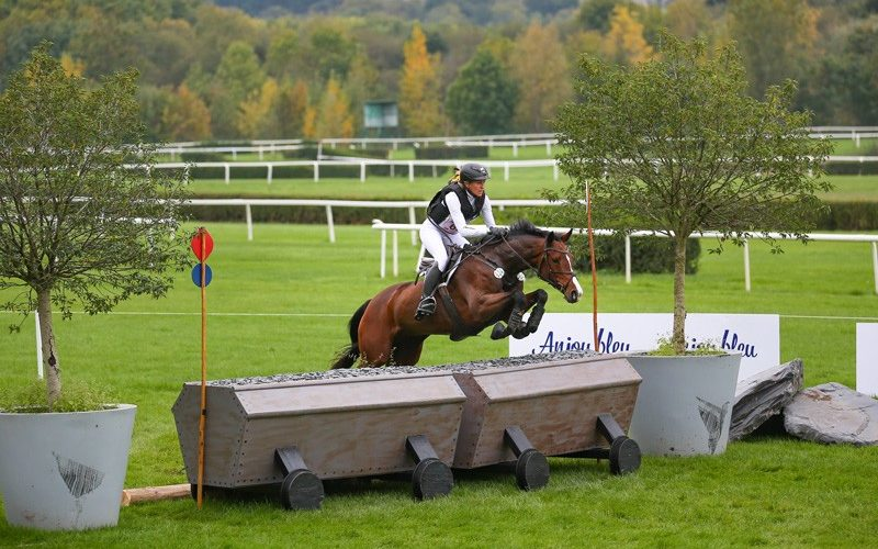 FEI WBFSH Eventing World Breeding Championships for Young Horses 2020