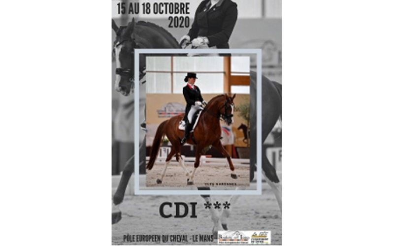 CDI3* Le Mans: Quatro portugueses inscritos