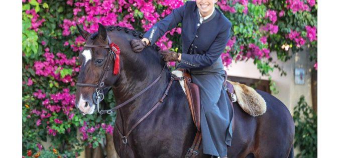 Vencedores do Troféu APSL de Equitação de Trabalho 2020