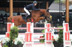 Beat Mändli and Vic des Cerisiers Collect $137,000 Coca-Cola® Grand Prix Win