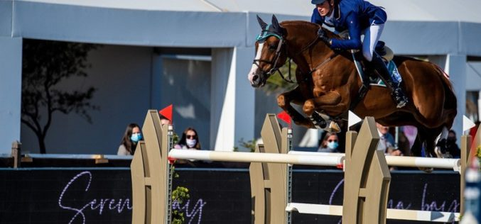 CSI4* St. Tropez: Daniel Deusser saved the best for last