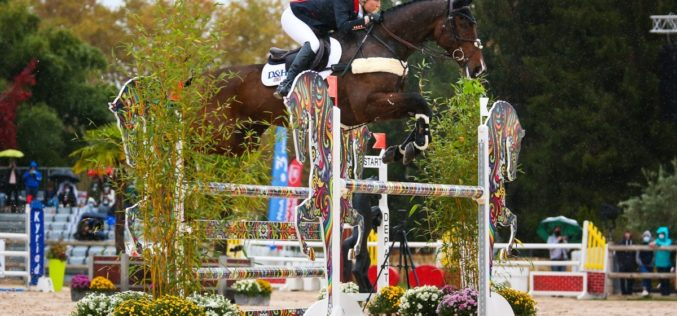 CCI* Pau: British brilliance from start to finish
