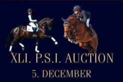 41ª PSI International Auction: Consulte a colecção de poldros registados