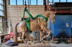 «Valegro» imortalizado em bronze
