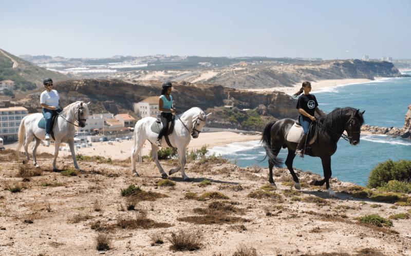 'A Galope no Vimeiro' pretende atrair turismo equestre