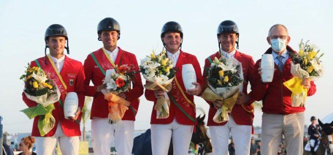 Portugal em 6º lugar na Taça das Nações de Vilamoura