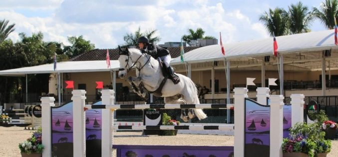 Laura Kraut and Confu Come Out on Top in $214,000 Spy Coast Farm Holiday II Grand Prix CSI4*
