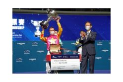 Zac Purton conquista o Longines International Jockeys's Championship (VÍDEO)