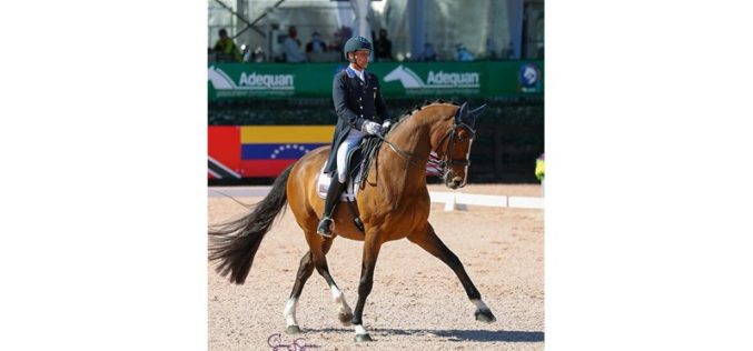 Steffen Peters notched 16 wins in a row