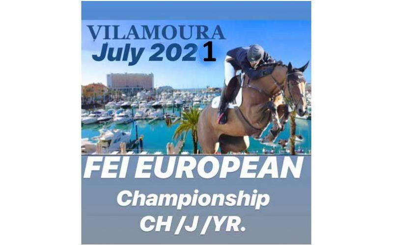 Vilamoura: Campeonato Europa da Juventude 2021 – Atletas já elegíveis