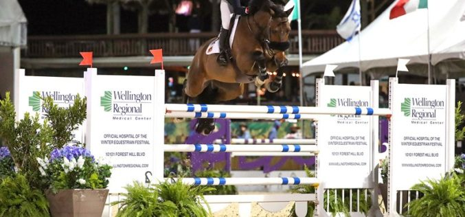 Beezie Madden and Breitling LS Win $137,000 Wellington Regional Medical Center Grand Prix CSI3*
