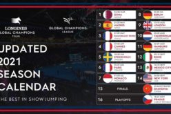 Updated 2021 LGCT & GCL Calendar