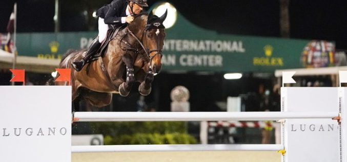 Bertram Allen wins CSI5* Grand Prix of Wellington