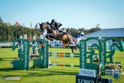 Guery takes the win in CSI3* Grand Prix of Vejer de la Frontera