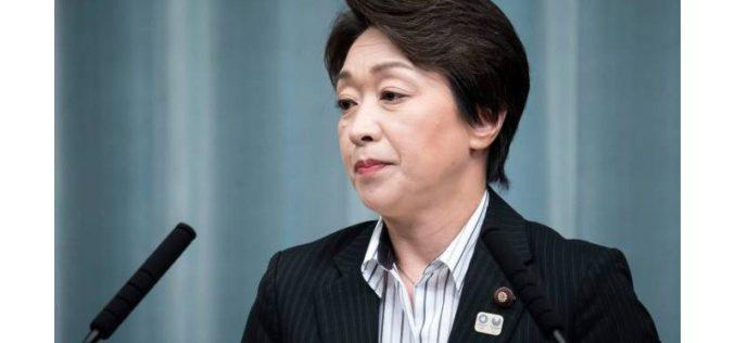 Seiko Hashimoto assume a presidência do comitê dos Jogos de Tóquio 2021