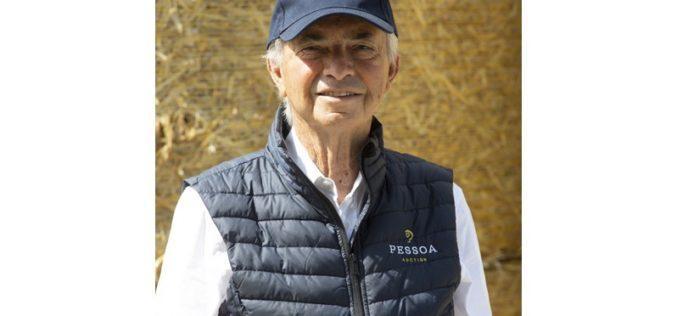 """Nelson Pessoa – """"Neco"""" consultor da Confederação Brasileira de Hipismo"""