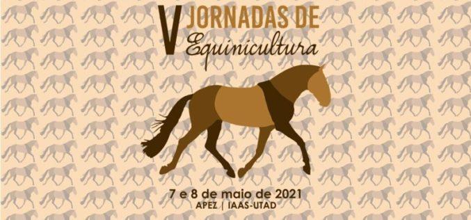 V Jornadas de Equinicultura já têm data marcada