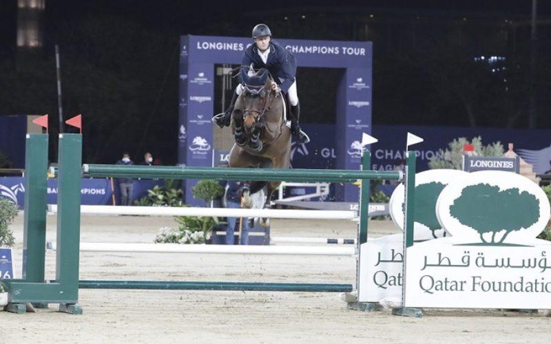 Bruynseels rises to Glory In Amazing LGCT Grand Prix of Doha