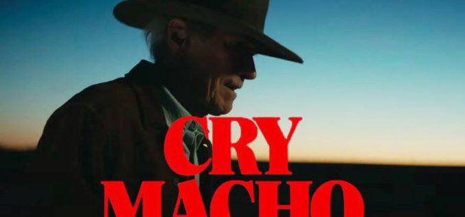 """""""Cry Macho"""" de Clint Eastwood estreia em Outubro nos cinemas"""