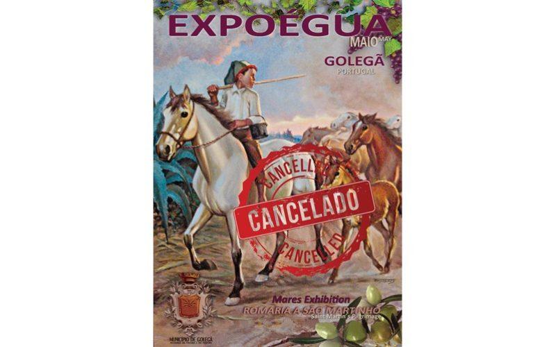 ExpoÉgua 2021 Cancelada