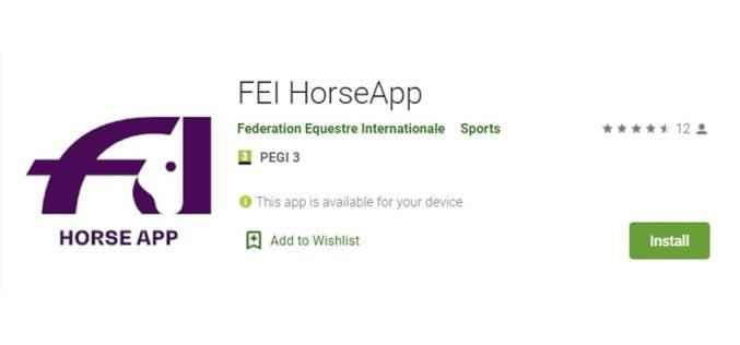 Herpes Vírus Equino: FEI aumenta a rastreabilidade dos cavalos no regresso à competição