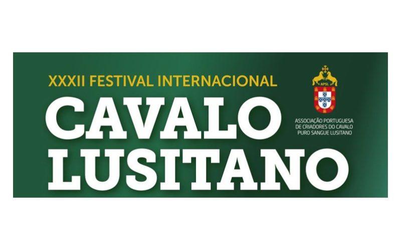 Festival Internacional do Cavalo Lusitano 2021 realiza-se em Setembro