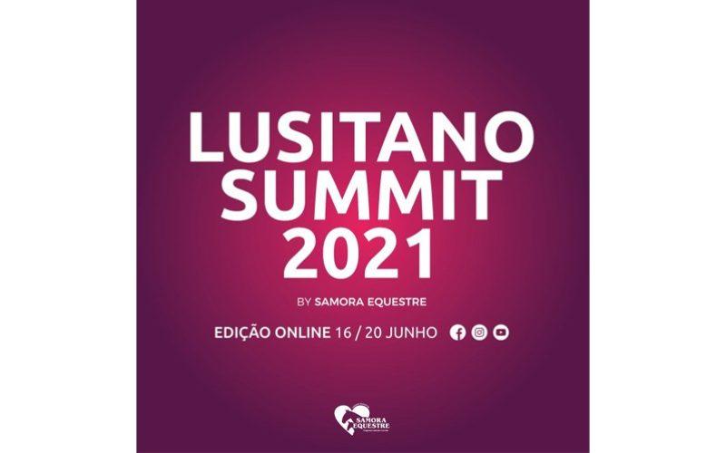 Lusitano Summit by Samora Equestre realiza-se em versão online